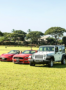 Maui Car and Jeep Rentals